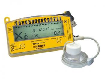 Fridge-tag 2 ext.sensor (с выносным инерционный датчиком температуры)* многократного запуска