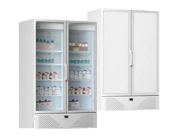 Холодильник-шкаф фармацевтический ХШФ Енисей 1000