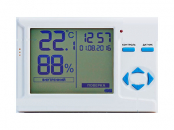 Электронный термогигрометр