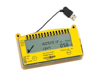 Регистрирующий термоиндикатор Fridge-tag 2 многократного запуска
